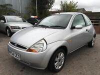 2004 Ford Ka Hatch 3Dr 1.3i 70 Collection Petrol silver Manual