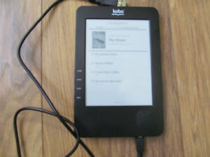 "KOBO 6"" Wireless eBook Reader"