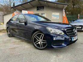 image for 2015 Mercedes-Benz E Class 2.1 E220 CDI BlueTEC AMG Night Edition 7G-Tronic Plus
