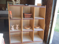 Heavy duty shelving unit's NOW ONLY $32.50