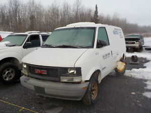 1997 GMC Safari Now Available at Kenny U-Pull Cornwall