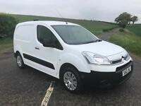 Citroen Berlingo 1.6HDi 2012 THREE SEATER////////////////////////////////////