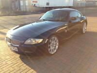 BMW Z4 3.0si auto Sport Coupe 2007 DUAL FUEL