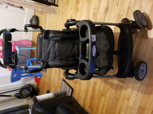 Sit and stand Graco stroller