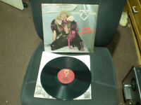 twisted sister/stay hungry 33 tour lp