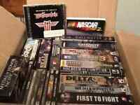 Box of pc games