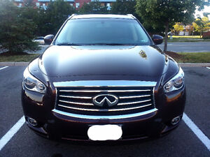 2015 Infiniti QX60 SUV **LEASE TAKEOVER**