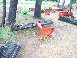 Landscape Rake and Rear Blade Package