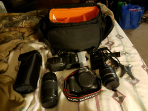 Canon camera package