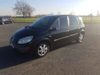 Renault Megane Scenic automatic with new MOT