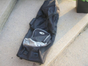 BagBoy T-250 Golf Travel Bag with Wheels