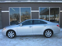 2008 Lexus ES350 Winnipeg Manitoba Preview