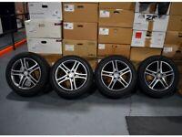 "18"" Original Genuine Mercedes S-Class Alloy Wheels & Tyres A2221011900"