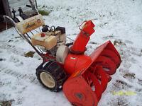 ariens 8 hp snowblower