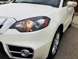 2011 Acura RDX Tec Package | SH-AWD | Nav | Sunroof | Leather