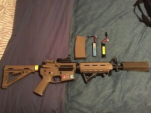 G&P magpul Moe airsoft package