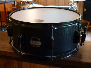 """Brand new (never been played) Mapex,14""""  Birch snare drum 100$"""