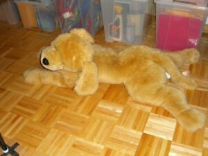 Full Size Giant Stuffed Toy Dog