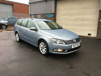 2013 VOLKSWAGEN PASSAT 2.0TDI 140 BHP BLUETOOTH TECH HIGHLINE,1 OWNER