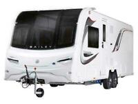 Bailey Unicorn Black Cartegena Caravan