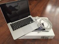 Apple MacBook Pro Immaculate with Charger Case and Box