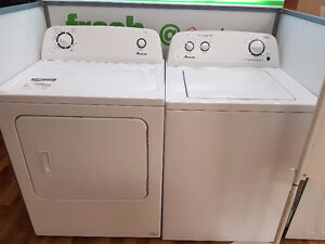 Amana Washer/Dryer Set