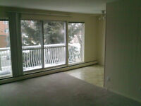Cozy 1 bedroom suite (balcony) (Sherwood Manor) on Whyte ave.