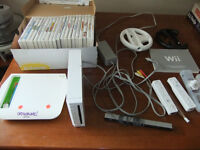 Nintendo Wii, Accessories and 20 Games
