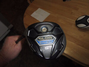 "Taylormade Fairway woods SLDR""s left hand"