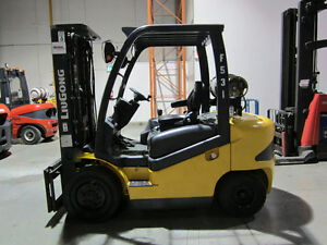 LiuGong LPG Forklift Used