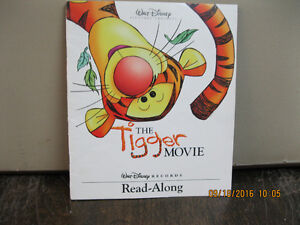 WALT  DISNEY     THE   TIGGER  MOVIE Oakville / Halton Region Toronto (GTA) image 1