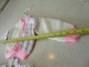 Brand New Baby Girl Knitted Top Kitchener / Waterloo Kitchener Area image 5