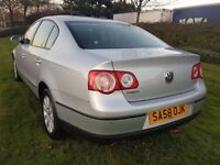PASSAT 2.0 DIESEL 2008 – MANUAL – JUST 1 OWNER FROM NEW!!