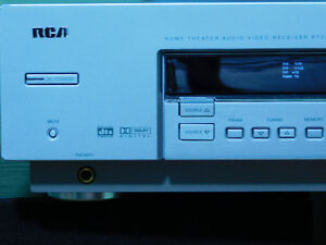 RCA RT2360 Stereo Receiver with 2/100W floor speakers $120 O.B.O
