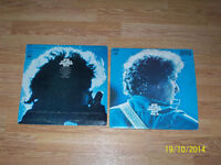bob dylan greatest hits 1 & 2 the blond album,double lp