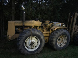 Muir-Hill AWD Tractor