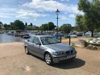 2003/53 BMW 320 SE 2.0 Turbo Diesel 4 Door Saloon Grey ( 1 OWNER FROM NEW )