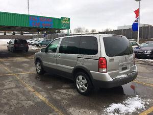 2009 Pontiac Montana w/1SA Minivan, Van**remote start*** London Ontario image 5