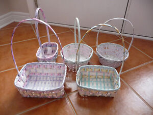Brand New Easter Baskets - Lots To Choose From London Ontario image 3