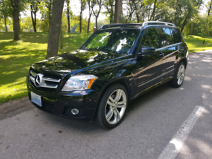 2011 Mercedes Benz GLK350 4matic, NAVI, PANO, LOADED