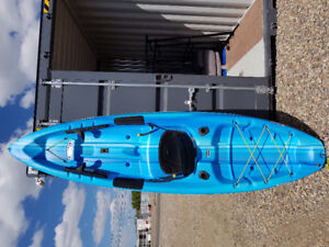 Pelican Sentry 10ft  Kayak. Great for fishing or just recreation