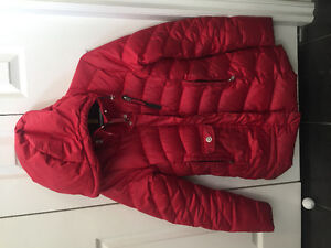LOLE Red Down jacket