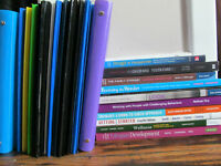 Youth Care Worker Certificate Textbooks and Manuals