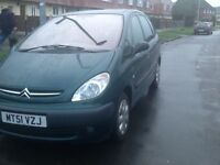 Very clean reliable family car ready to drive away 07867814268 taxed insured moted