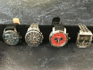 Watches [High End/Low End]