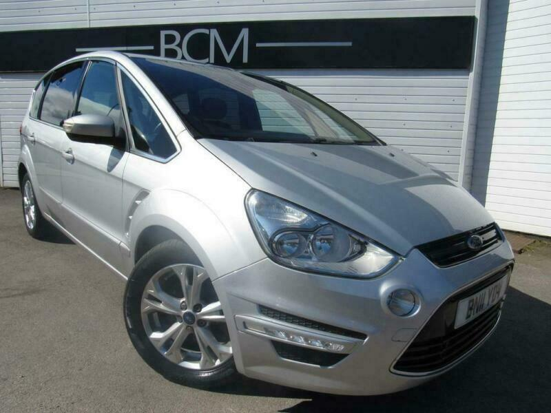 2011 Ford S-Max 2 0 TDCi Titanium Powershift 5dr Diesel silver Semi Auto |  in Leicester Forest East, Leicestershire | Gumtree