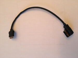 VW Digital media cable for iPod classic