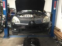 Renaultsport Clio 182 breaking for parts