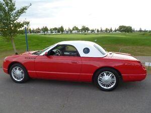 2002 Ford Thunderbird Hardtop Convertible