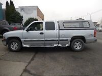 2001 Chevrolet Silverado 1500 Extended Cab 4x4 Pickup Truck